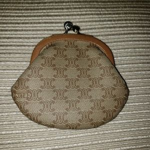Celine coin pouch